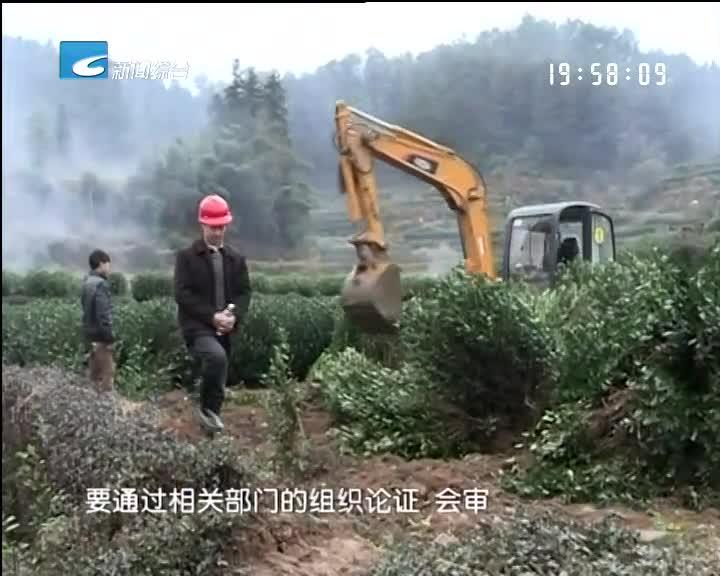 《电视问政》反馈:松阳板桥乡下仓下山脱贫小区完成土地清表