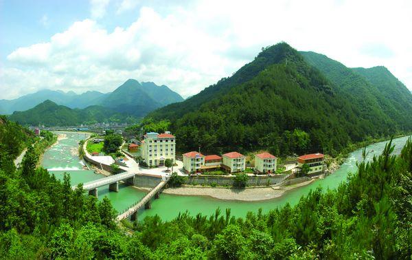 庆元县西演度假山庄