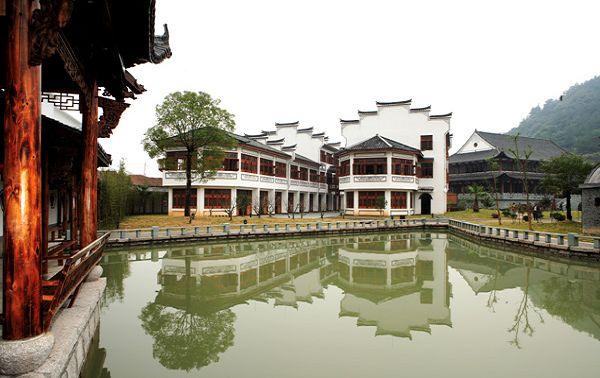 中国遂昌竹炭博物馆
