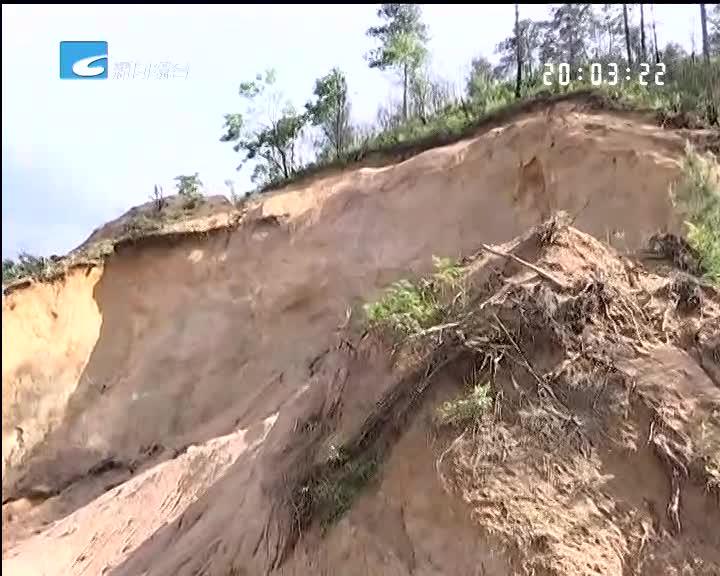 [每周聚焦]庆元:高山湾两处山体遭非法开挖