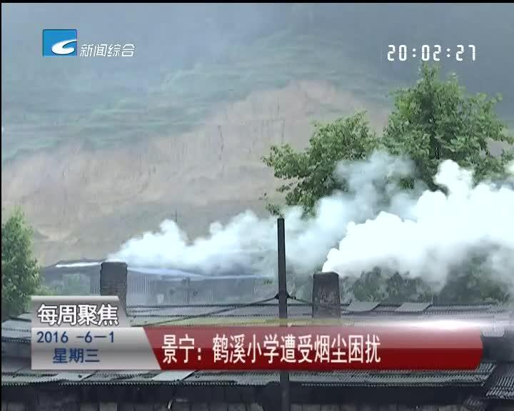 [每周聚焦]景宁:鹤溪小学遭受烟尘困扰