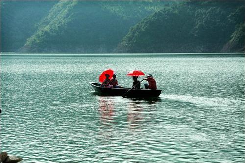 景宁—千峡湖
