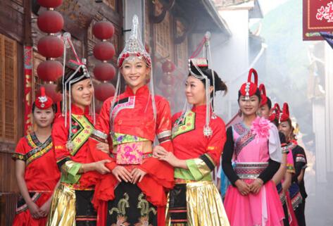 魅力畲乡 民俗旅游