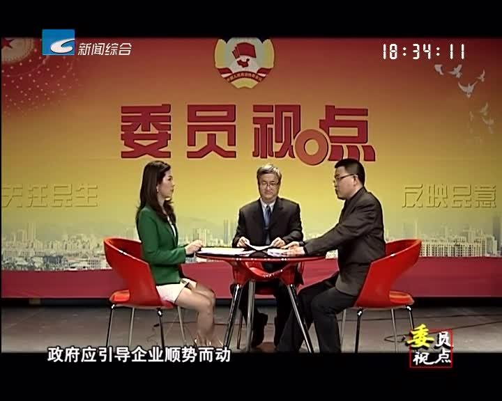 """【委员视点】丽水出口型企业""""抓机遇促发展"""""""