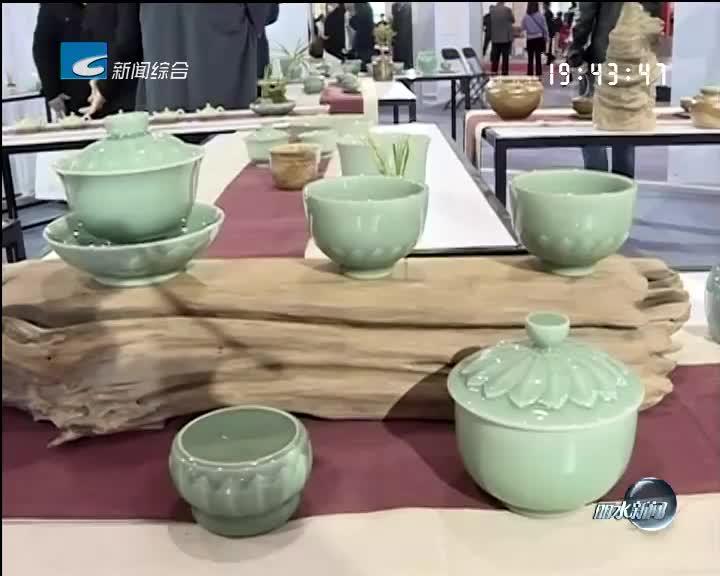 展示丽水特色文化产品 丽水56家企业参加第12届中国文化产品交易会
