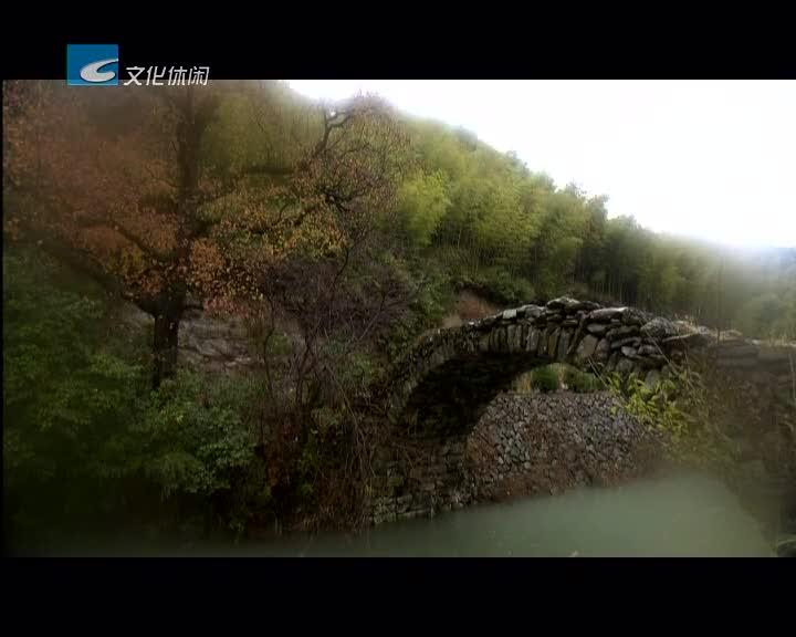 【绿谷采风】中山桃源 岩下村