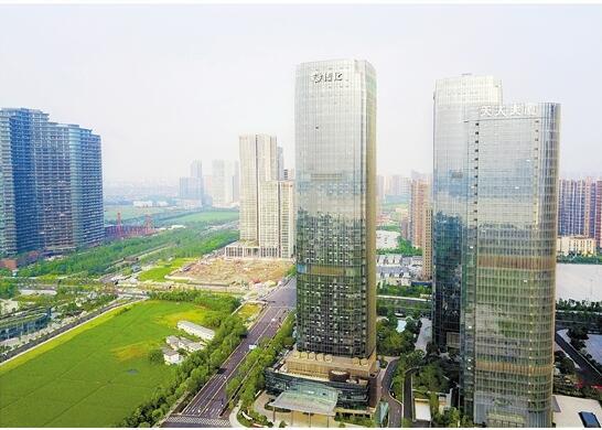 万亿产业家族壮大 钱塘江金融城打造金融新高地