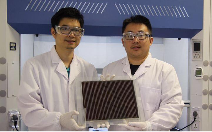 厉害了!杭州创业团队研制的太阳能电池摘得世界之最