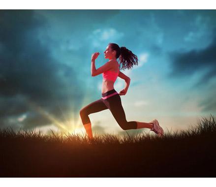 跑步没跑对 也瘦不下来