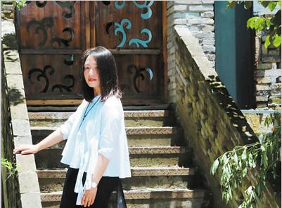 """陈丽丽:花园民宿的美丽""""掌门"""""""