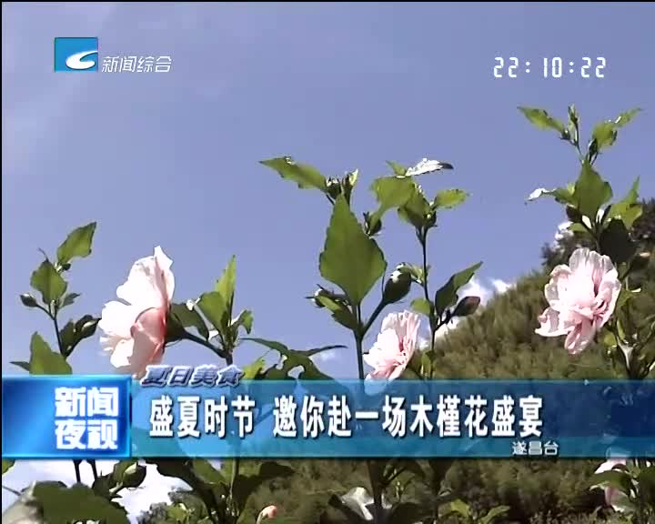 【7月21日新闻夜视】