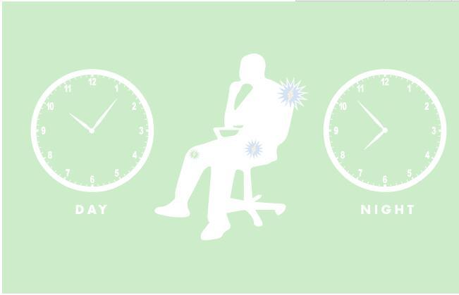 六种锻炼缓解久坐不适,你也来试试!