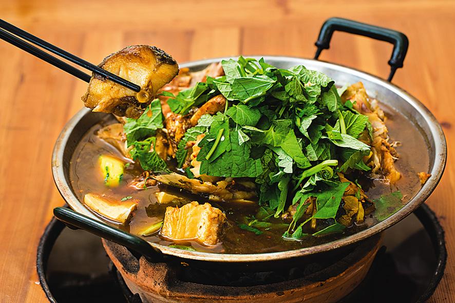40℃的高温:找个可以吃着火锅避暑的乡村