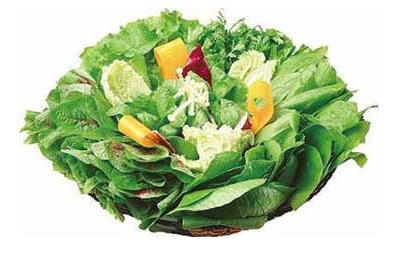 绿叶菜,十种做法口感好