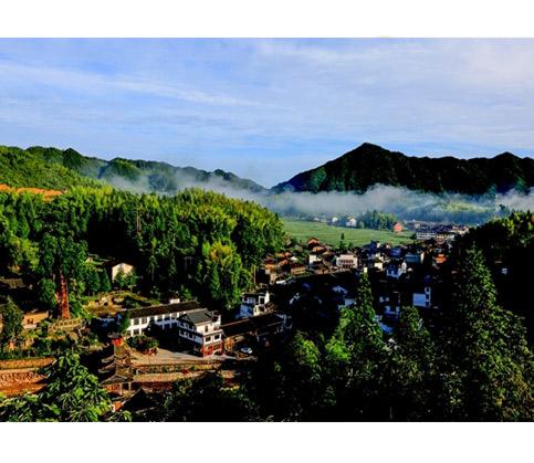 和美畲乡三部曲 景宁探索民族自治县科学发展之路纪实