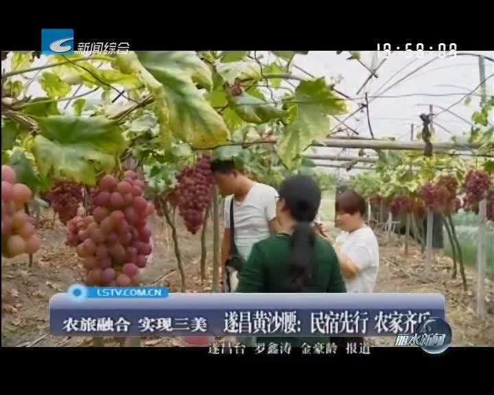 农旅融合 实现三美 遂昌黄沙腰:民宿先行 农家齐乐