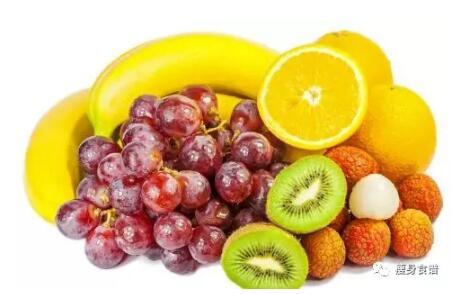 减肥水果热量排行榜 照着吃就能瘦