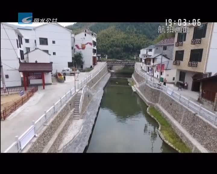 【每周聚焦】小城镇环境综合整治:黄村:整治出成效 旧貌换新颜