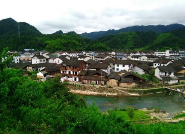 龙泉宝溪有点牛!小城镇环境综合整治后变身大景区