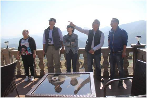 青田的民宿火了!台湾民宿专家特地来这些地方参观交流