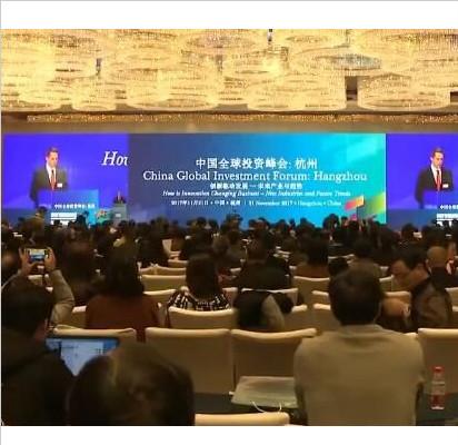 14个项目199亿元!全球投资大咖汇聚杭城话发展