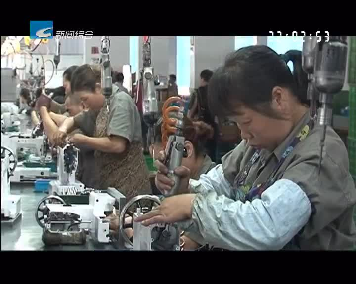 """缙云:建立健全""""五大机制"""" 提升服务企业水平"""