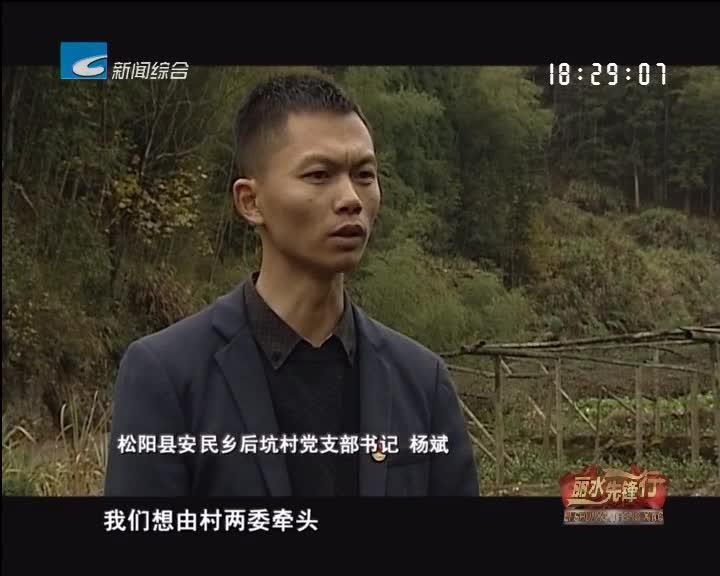 """【丽水先锋行】杨斌:先锋""""快递员"""""""