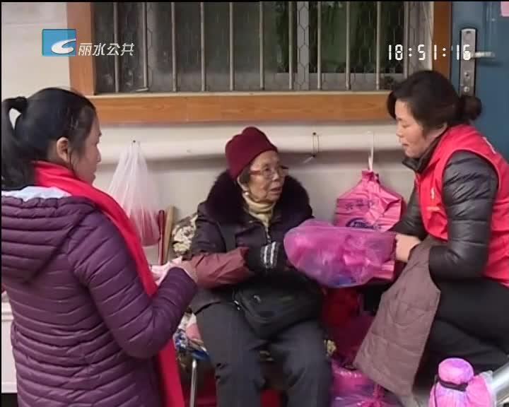 后续报道:爱心人士接力 帮助诚信老人