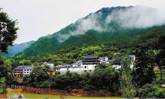 青田这个村被评为2017中国最美乡村,美在哪里?