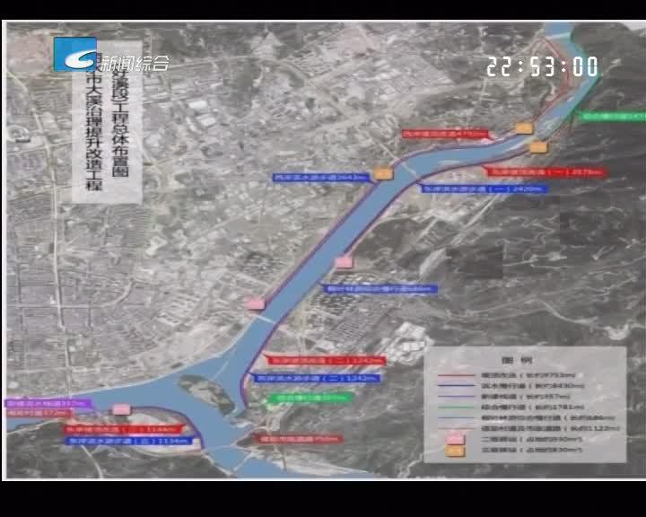 春节前 市区将新增一条城市绿道
