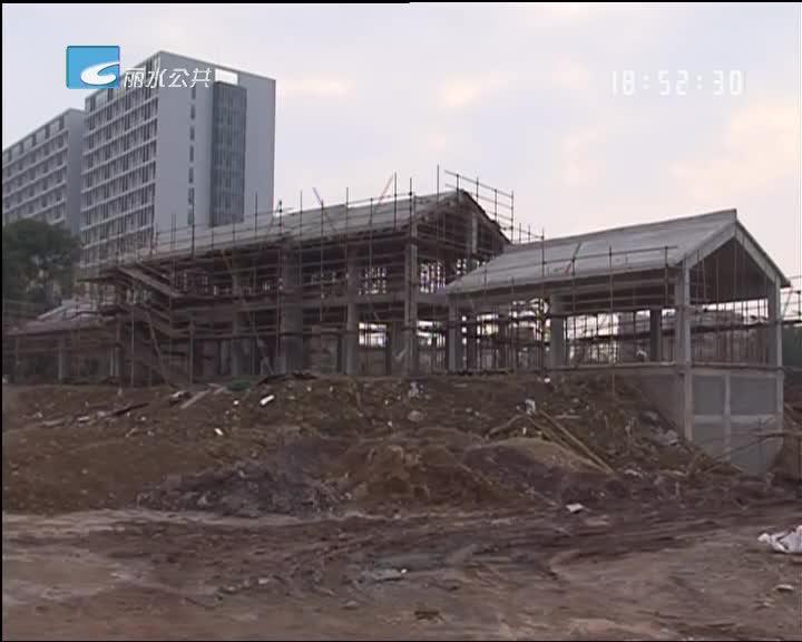 丽阳溪商业水街将于今夏投入运营