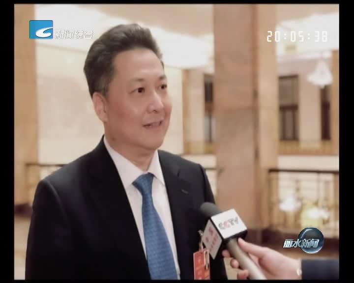 """全国政协委员 朱奕龙:打一场""""垃圾无害化处理""""全民持久战"""