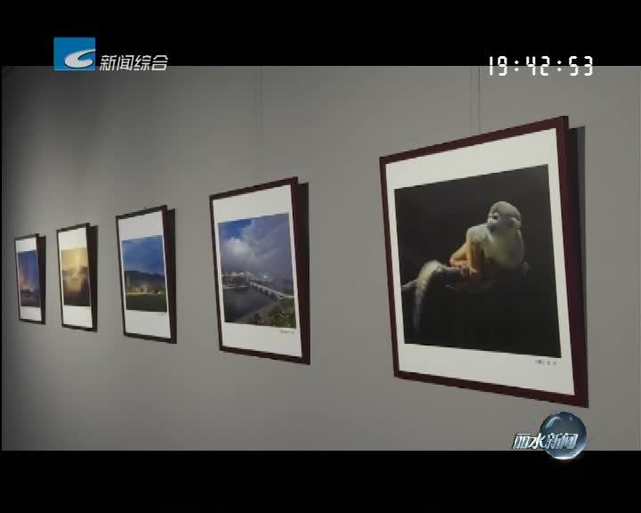 丽水市政协系统第五届摄影展开展