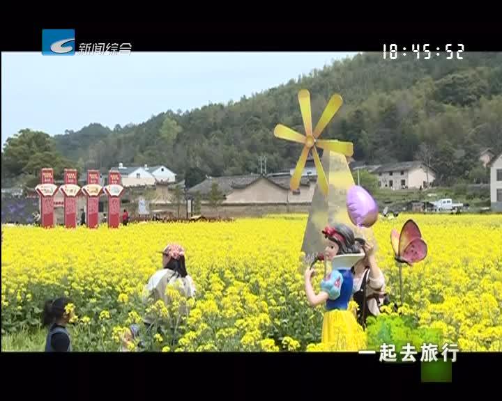 【一起去旅行】龙泉黄南:春色自在油菜花