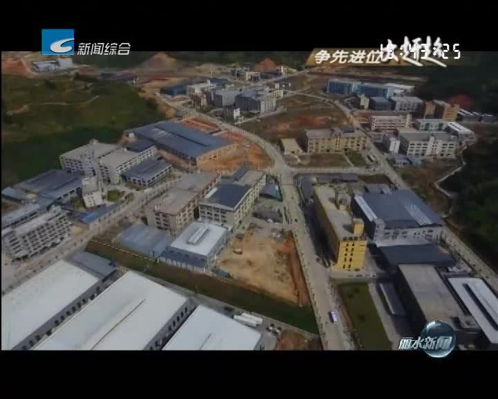 争先进位大赶超:庆元县长服务团 精准服务企业发展