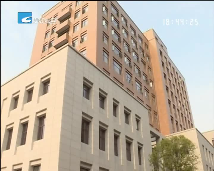 【健康丽水】丽水市中心医院新教学大楼  打造全国一流临床培养基地