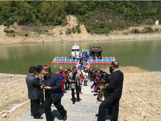 渤海镇:全域旅游新起点 开启和美新生活