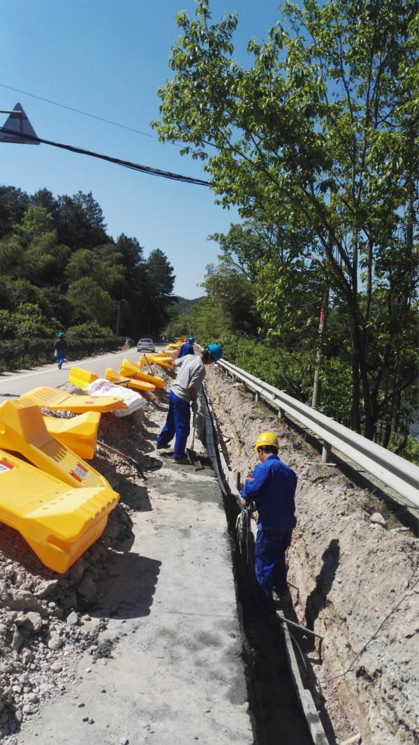 丽水市在小城镇整治项目(通信改造工程)中创新采用代业主模式