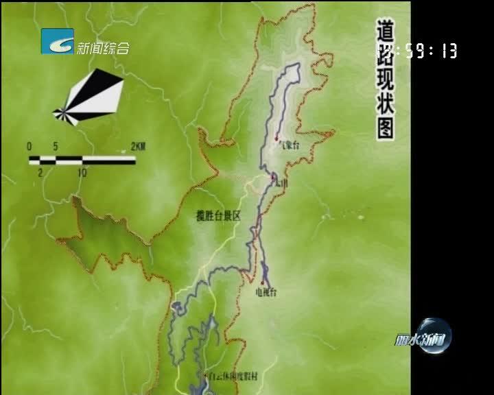 提个醒:6月20日—11月30日 白云国家森林公园分段封道