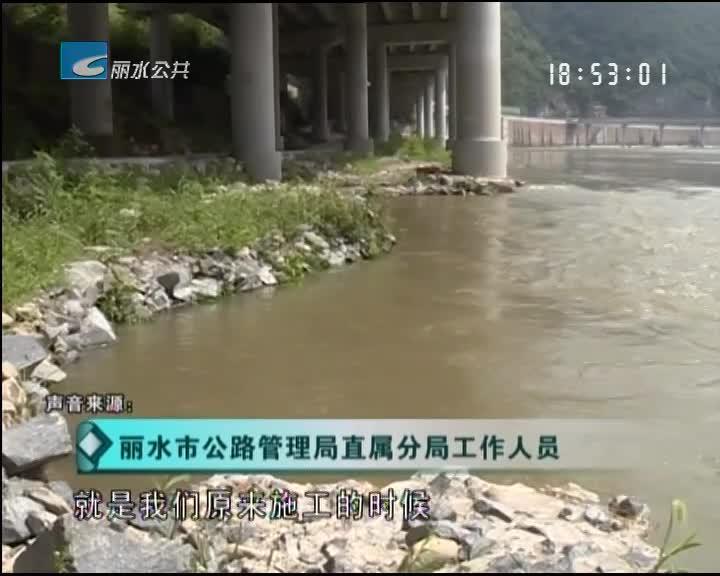小尹热线:市民担心桥墩有安全隐患 公路部门介入核查