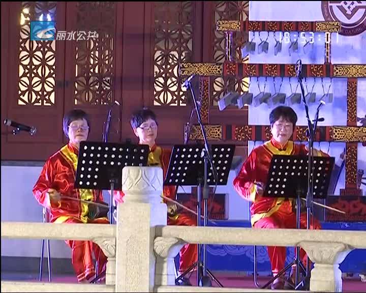 """传统音乐会""""古韵古香""""诠释非遗项目"""