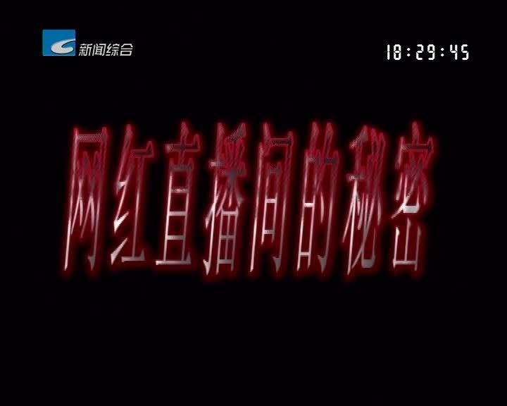 【瓯江警视】网络直播间的秘密