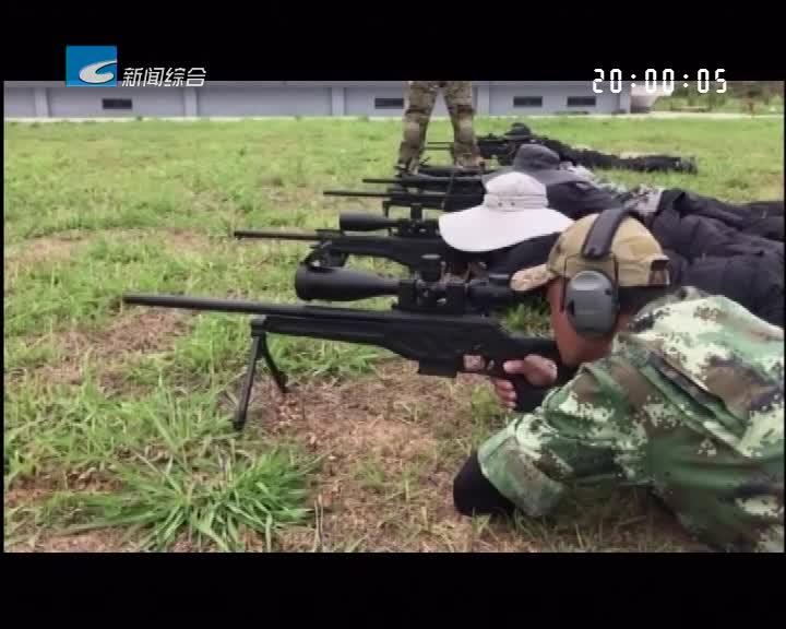"""丽水""""神枪手""""参加世界警察狙击大赛 拿下多项满分"""