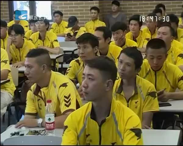 【世界急救日】外卖小哥集体学急救 医护人员倾囊相授