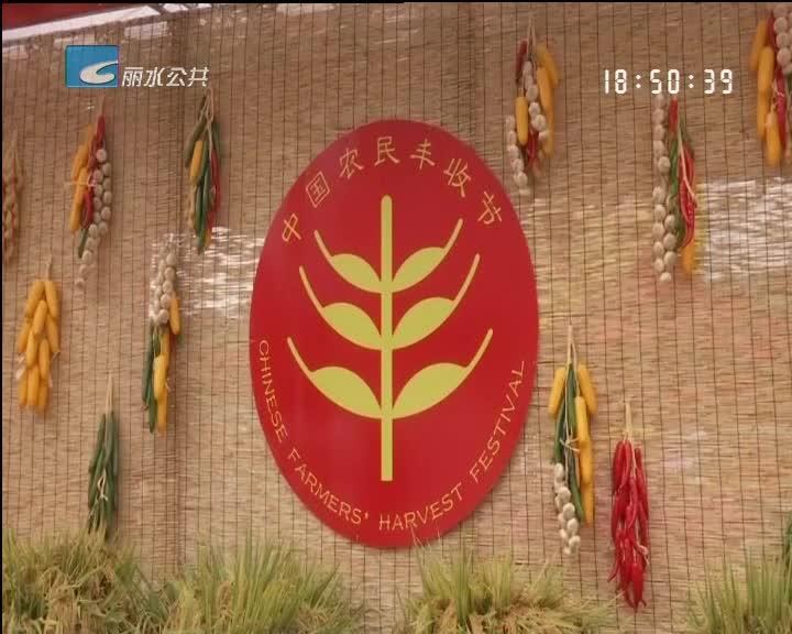 """【中国农民丰收节】 龙泉举行""""蜂收节"""""""