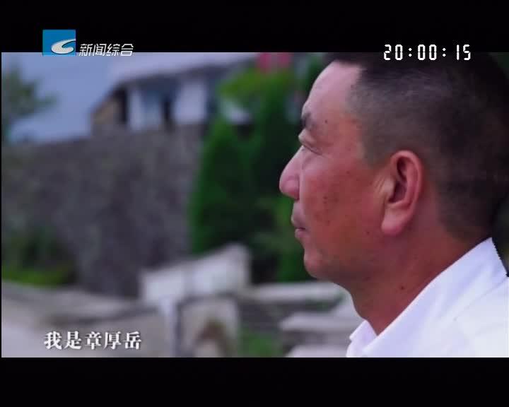 乡贤助推乡村振兴:章厚岳:当好领头雁 发展乡村休闲产业