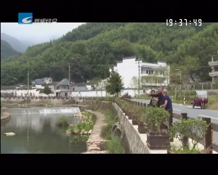 """行走大花园:新修""""将军路"""" 美丽苏村展新颜"""