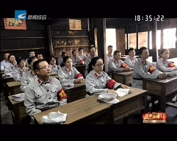 【丽水先锋行】工作支部:强化政治引领 激发两新党建新动能
