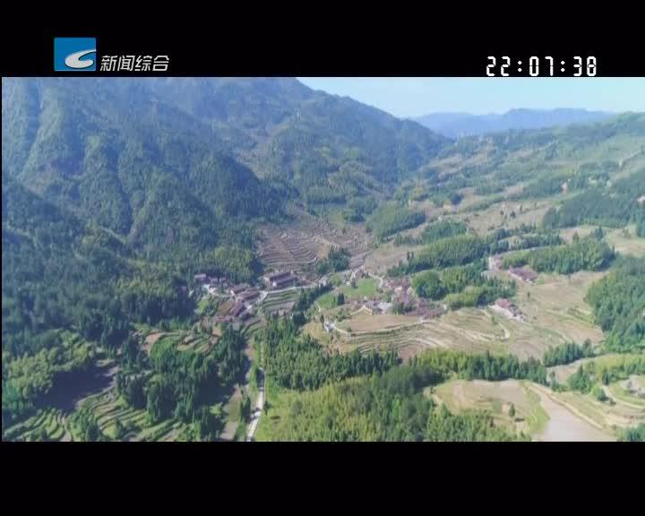 景宁郑坑:建设美丽乡村 催生美丽经济