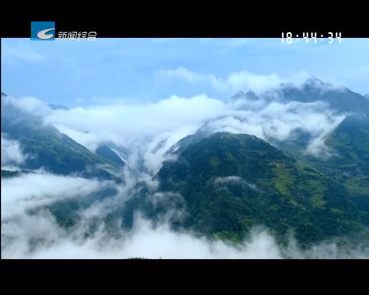 【寻味】畲乡景宁:云中大漈茭白缘